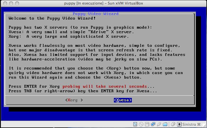 Puppy Linux   VirtualBoxes - Free VirtualBox® Images