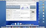 Dreamlinux 3.2 on Mac OS X host
