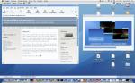 Mandriva 2009 seamless mode on Mac OS X  host