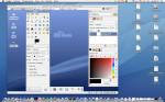 Zenwalk 5.2 on Mac OS X host