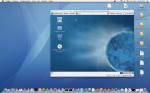 Fedora 10 on Mac OS X host
